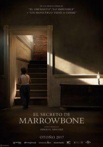 Cartel de la película El secreto de Marrowbone