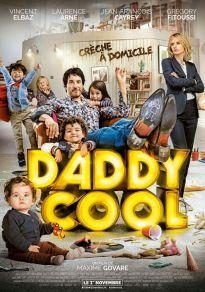 Cartel de la película Daddy Cool