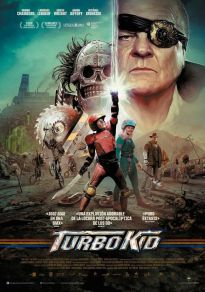 Cartel de la película Turbo Kid