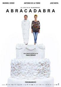 Cartel de la película Abracadabra (Cine)