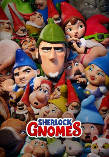 Sherlock Gnomes background