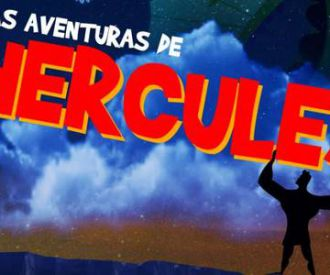 Las Aventuras de Hércules - Circo Olimpus
