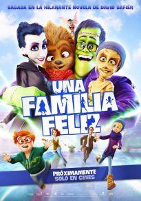 Cartel de la película Una familia feliz
