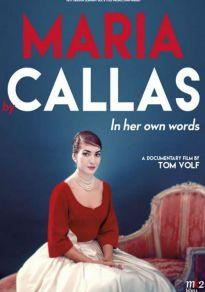 Cartel de la película María by Callas