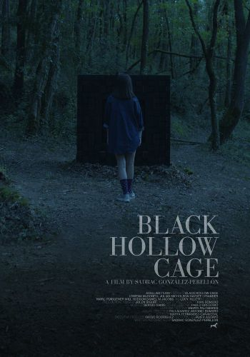 Black Hollow Cage background