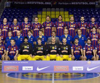 FC Barcelona Lassa - Balonmano