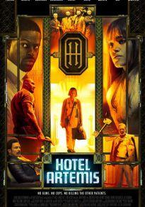 Cartel de la película Hotel Artemis