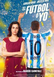 Cartel de la película El fútbol o yo