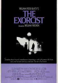 Cartel de la película El Exorcista