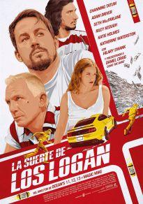 Cartel de la película La Suerte de los Logan