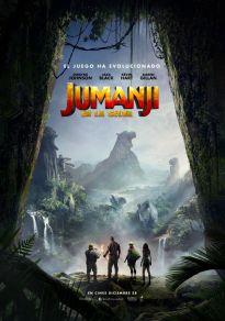 Cartel de la películaJumanji: Bienvenidos a la jungla