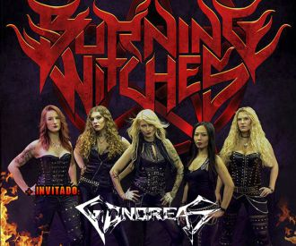 Burning Witches + Gonoreas