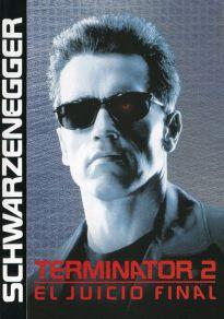 Cartel de la película Terminator 2: El Juicio Final