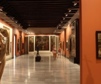 Visita guiada al Museo de Bellas Artes de Sevilla