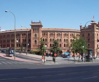 Las Ventas Tour-background