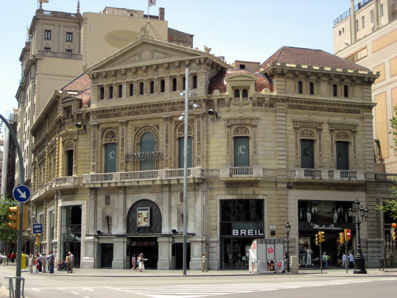 cartelera de cine comedia barcelona