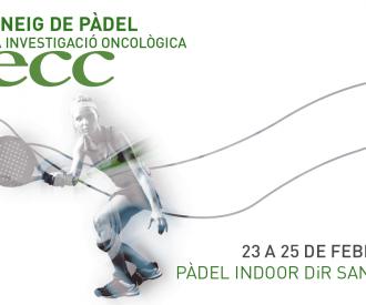 III Torneig de Pàdel per a la Investigació Oncòlogica AECC