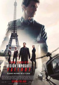 Cartel de la película Misión: Imposible - Fallout