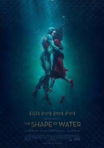 Cartel de la película La forma del agua