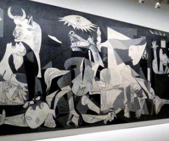 Legado del Guernica en el Reina Sofia, ¡sin colas!