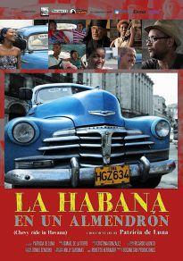 Cartel de la película La Habana en un almendrón