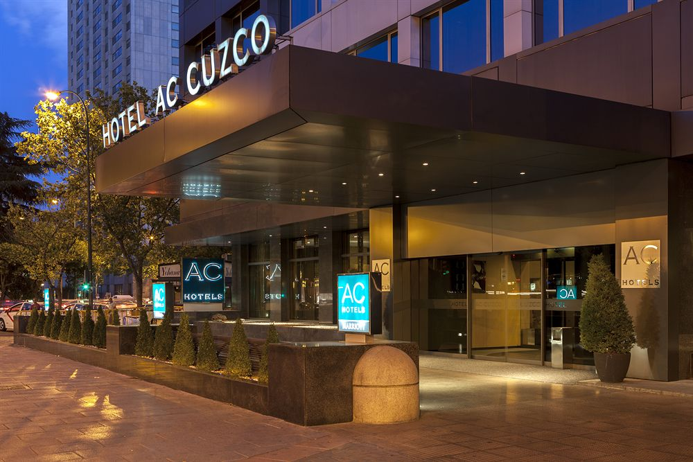 Ac Hotel Marriott Madrid