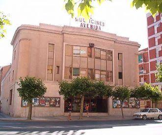 Cartelera de cines avenida palencia for Cartelera avenida sevilla