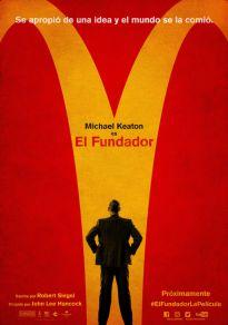 Cartel de la película El fundador