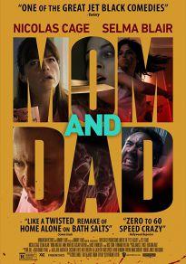 Cartel de la película Mamá y papá