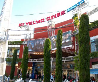 Cine tres aguas yelmo cines alcorc n madrid for Yelmo cines barcelona