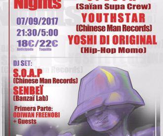 BASS CLUB NIGHTS