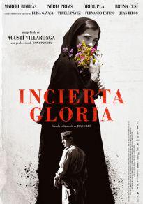 Cartel de la película Incierta Gloria
