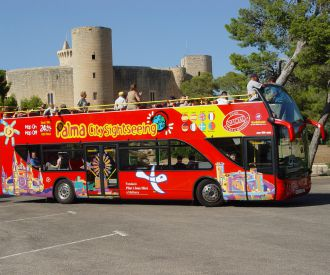Bus turístico de Palma de Mallorca - City Sightseeing Tour