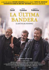 Cartel de la película La Última Bandera