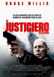 Cartel de la película El justiciero