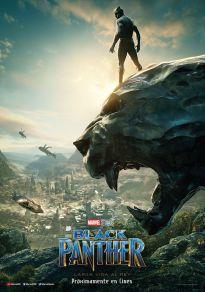 Cartel de la película Black Panther