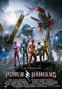 Cartel de la película Power Rangers