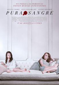 Cartel de la película Purasangre