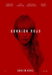 Cartel de la películaGorrión Rojo