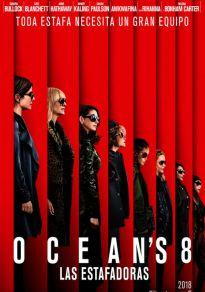 Cartel de la película Ocean's 8