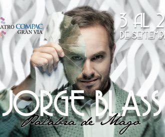 Jorge Blass-background