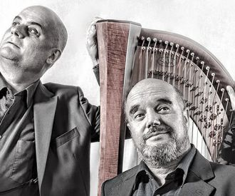Classical swing, La música que es mira