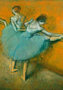 Cartel de la película Degas, Pasión por la Perfección