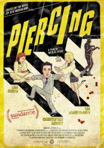 Cartel de la película Piercing