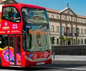 Bus Turístico Santa Cruz De Tenerife