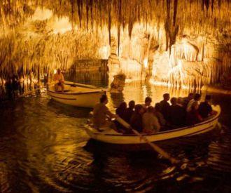 Excursión a las Cuevas del Drach y Hams