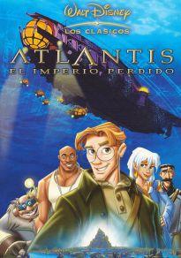 Cartel de la película Atlantis, El Imperio Perdido