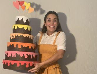La tarta de la Abuela Canela
