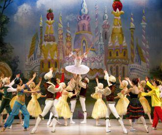 Russian Classical Ballet - el Cascanueces