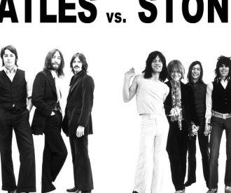 Izar & Star. The Beatles vs The Rolling Stones